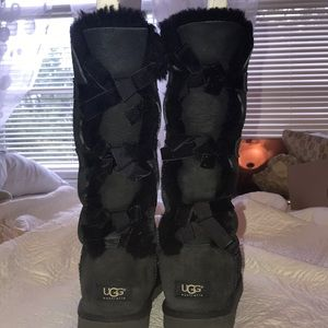Bailey Bow UGGS Authentic